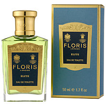 Buy Floris Elite Eau de Toilette, 50ml Online at johnlewis.com
