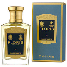 Buy Floris JF Eau de Toilette, 50ml Online at johnlewis.com