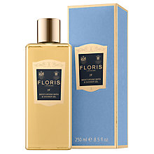 Buy Floris JF Bath and Shower Gel, 250ml Online at johnlewis.com