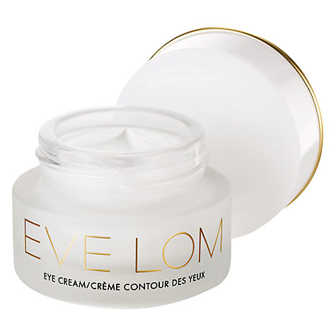 Buy Eve Lom Eye Cream, 20ml Online at johnlewis.com