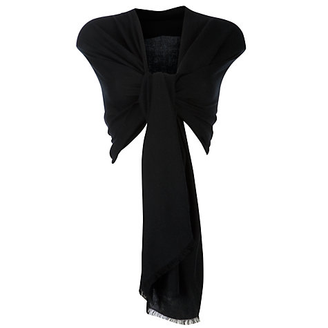 Buy John Lewis Cashmere and Silk Mix Pashmina Online at johnlewis.com