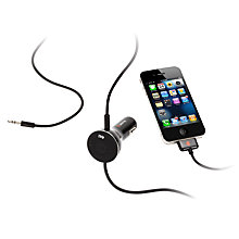 Buy Griffin iTrip FM Transmitter and Auxilery Connector Online at johnlewis.com