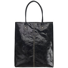 Buy OSPREY LONDON The Zone Leather A4 Tote Handbag Online at johnlewis.com