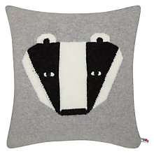 Buy Donna Wilson Badger Cushion Online at johnlewis.com