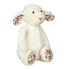 Buy Jellycat Blossom Bashful Lamb Online at johnlewis.com