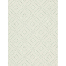Buy Harlequin Adele Wallpaper, Duck Egg / White,110116 Online at johnlewis.com