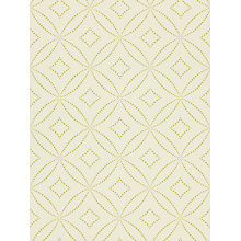 Buy Harlequin Adele Wallpaper, Pistachio / White, 110117 Online at johnlewis.com