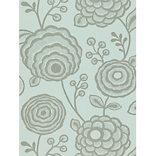Buy Harlequin Beatrice Wallpaper, Duck Egg, 110139 Online at johnlewis.com