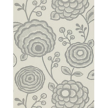 Buy Harlequin Beatrice Wallpaper, Slate, 110138 Online at johnlewis.com