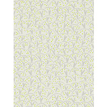 Buy Sanderson Cherry Hills Wallpaper, Silver, 211093 Online at johnlewis.com