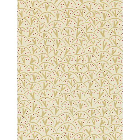 Buy Sanderson Cherry Hills Wallpaper,Gold, 211094 Online at johnlewis.com