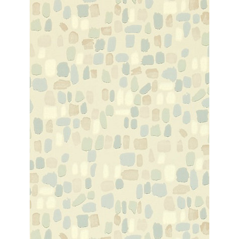 Buy Sanderson Dabs Wallpaper, Dove / Cream, 211090 Online at johnlewis.com
