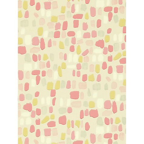 Buy Sanderson Dabs Wallpaper, Fuchsia / Lime, 211089 Online at johnlewis.com
