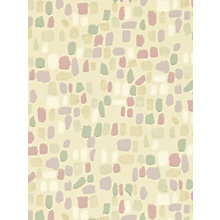 Buy Sanderson Dabs Wallpaper, Mauve / Sage, 211092 Online at johnlewis.com