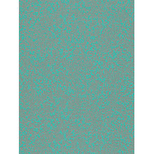 Buy Harlequin Dappled Leaf Wallpaper, Turquoise, 110165 Online at johnlewis.com