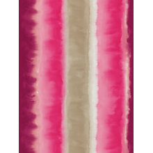 Buy Harlequin Demeter Stripe Wallpaper, Pink / Aubergine, 110193 Online at johnlewis.com