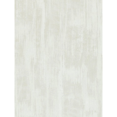 Buy Sanderson Dry Brush Textured Wallpaper, White, 211105 Online at johnlewis.com