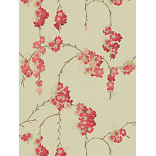 Buy Harlequin Giselle Wallpaper, Cherry, 110135 Online at johnlewis.com