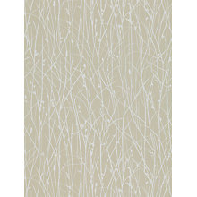 Buy Harlequin Grasses Wallpaper, Natural / White, 110149 Online at johnlewis.com