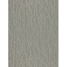 Buy Harlequin Grasses Wallpaper, Slate, 110150 Online at johnlewis.com