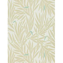 Buy Harlequin Lauren Wallpaper, Duck Egg, 110199 Online at johnlewis.com