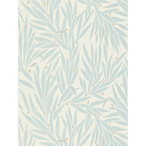 Buy Harlequin Lauren Wallpaper, Pale Blue, 110197 Online at johnlewis.com