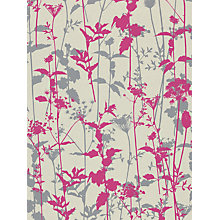 Buy Harlequin Nettles Wallpaper, Neutral / Pink, 110173 Online at johnlewis.com