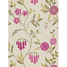 Buy Harlequin Ophelia Wallpaper, Pink, 110147 Online at johnlewis.com