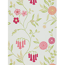 Buy Harlequin Ophelia Wallpaper, Raspberry, 110143 Online at johnlewis.com
