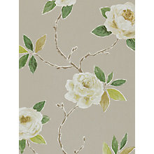 Buy Sanderson Ottoline Wallpaper, Natural Linen, 211070 Online at johnlewis.com