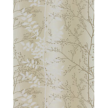 Buy Harlequin Persephone Wallpaper, White / Gold, 110185 Online at johnlewis.com