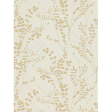 Buy Harlequin Salvia Wallpaper, Beige, 110160 Online at johnlewis.com