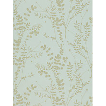 Buy Harlequin Salvia Wallpaper, Duck Egg, 110161 Online at johnlewis.com