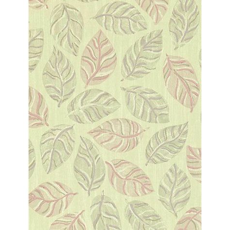 Buy Sanderson Woodland Wallpaper, Pink / Lilac, 211085 Online at johnlewis.com