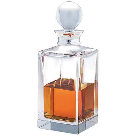 Buy Carr's Crystal Spirit Decanter Online at johnlewis.com