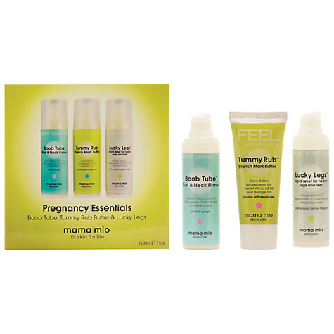 Buy Mama Mio Pregnancy Essentials Kit Online at johnlewis.com
