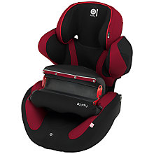 Buy Kiddy Energy Pro Car Seat, Rumba Red Online at johnlewis.com