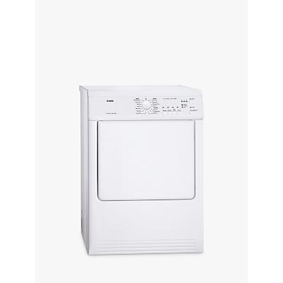 AEG T65170AV Vented Tumble Dryer 7kg Load C Energy Rating White