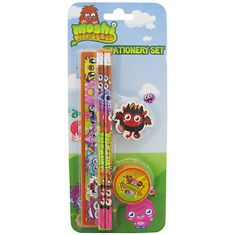 Buy Moshi Monsters Stationery Set Online at johnlewis.com