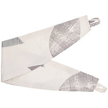 Buy John Lewis Mayflower Leaves Tiebacks, Fennel, Pair Online at johnlewis.com