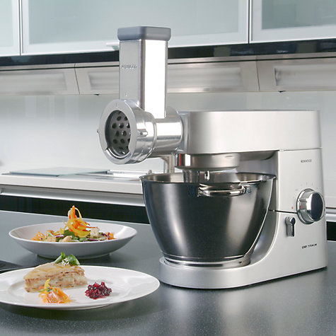 Buy Kenwood Chef AT643 Food Cutter Attachment Online at johnlewis.com