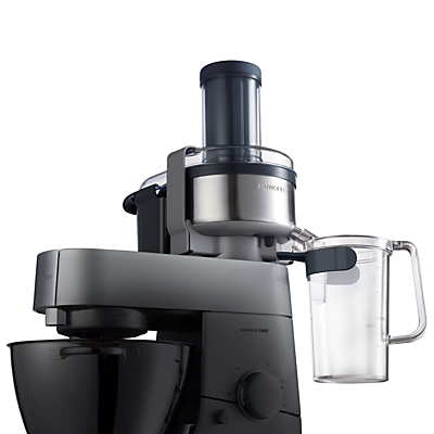 KENWOOD  AT641 Vita Pro-Active Continuous Juice Extractor Attachment - for Chef and Major Mixers