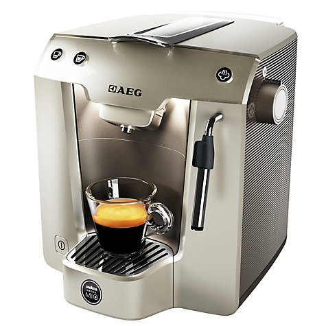 buy lavazza a modo mio favola plus coffee machine by aeg john lewis. Black Bedroom Furniture Sets. Home Design Ideas