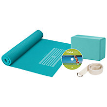 Buy Gaiam Yoga Beginner's Kit Online at johnlewis.com