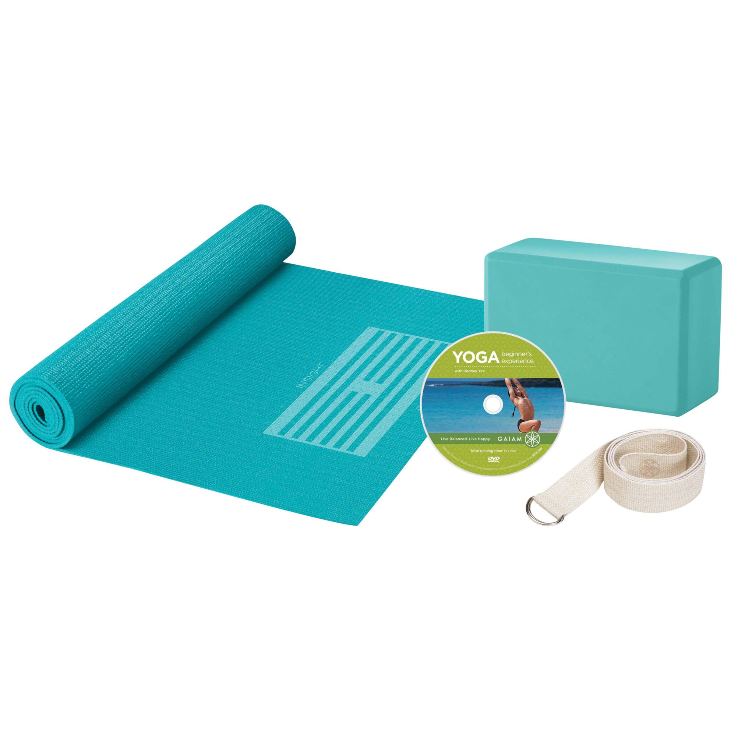 Gaiam Yoga Beginner's Kit