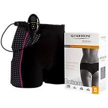 Buy Slendertone System Bottom Female Online at johnlewis.com
