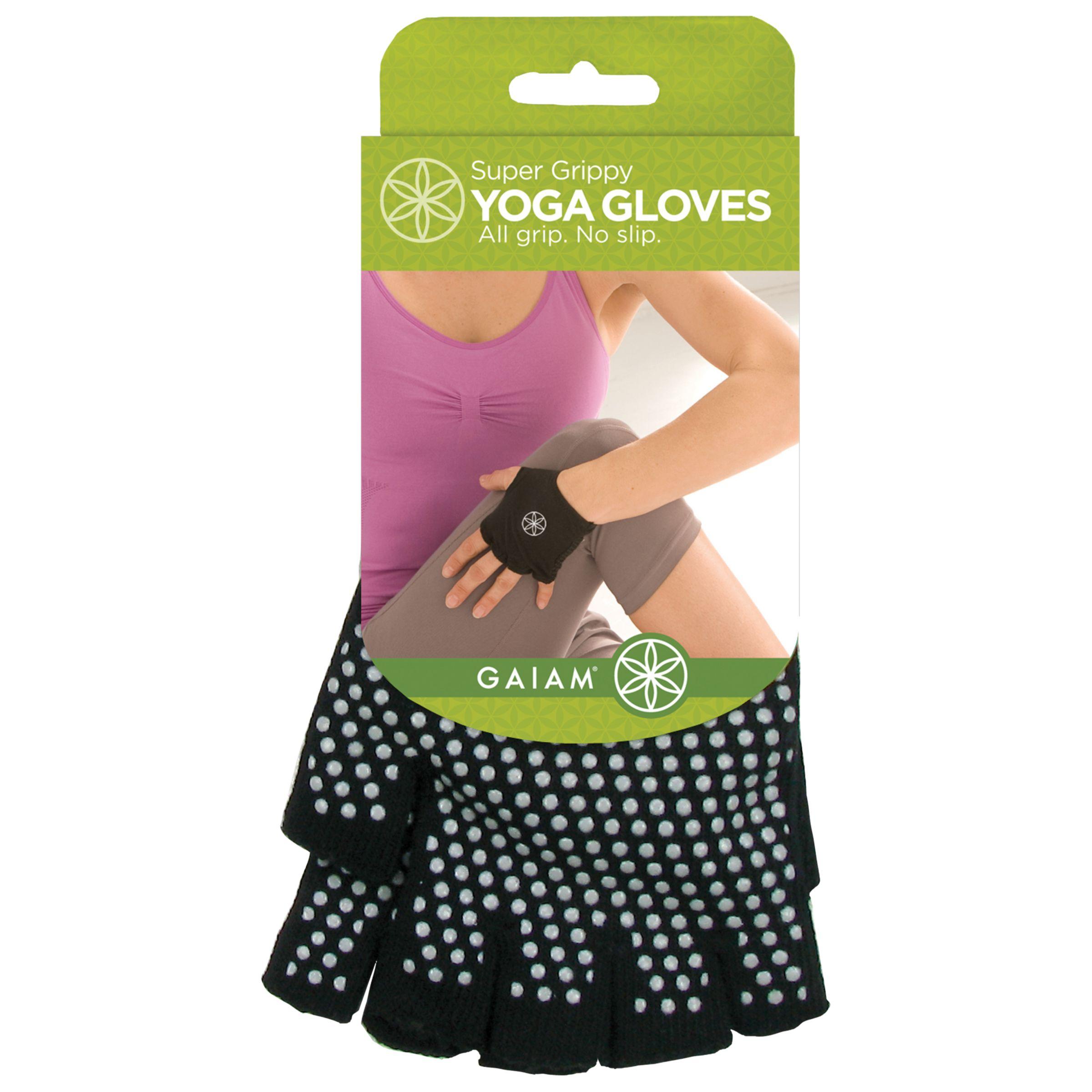 Gaiam Gaiam Super Grippy Yoga Gloves