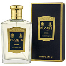 Buy Floris Limes Eau de Toilette, 100ml Online at johnlewis.com