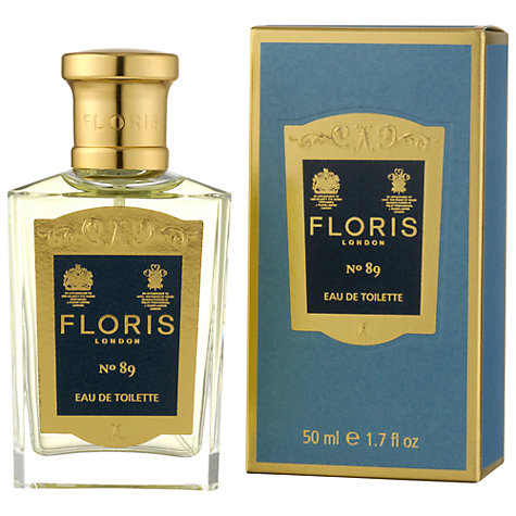 Buy Floris No.89 Eau de Toilette, 50ml Online at johnlewis.com