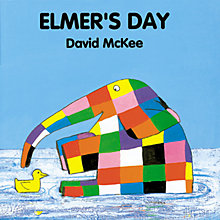 Buy Elmer's Day Book Online at johnlewis.com